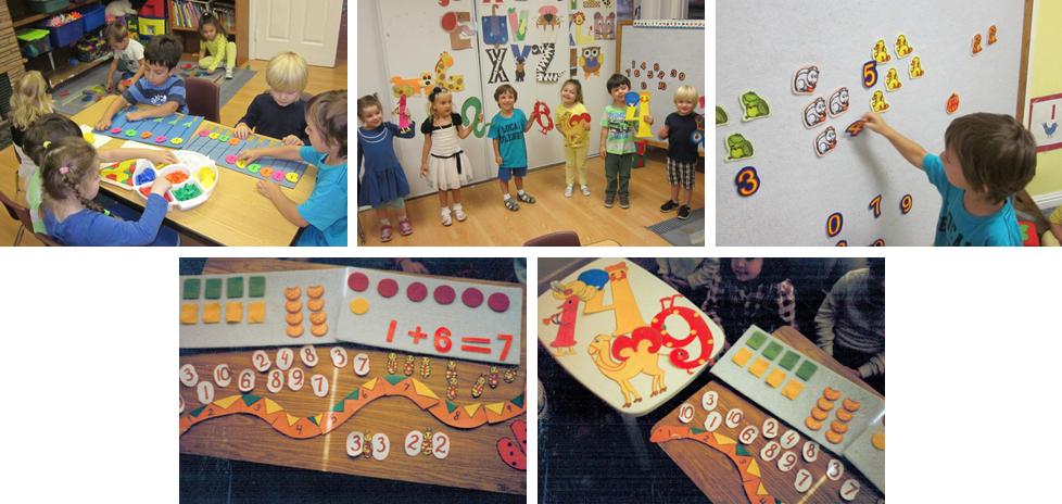 Children To Develop Native Skills